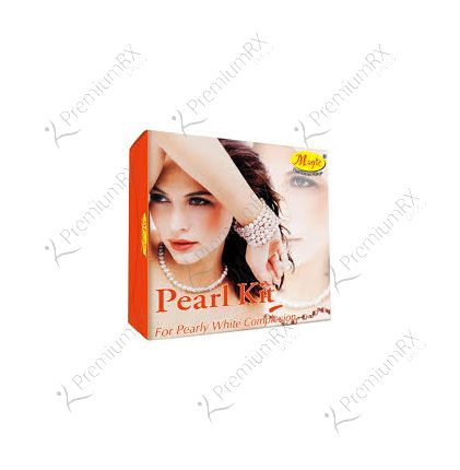 Pearl Facial Kit (For Pearly White Complexion) 180 gm