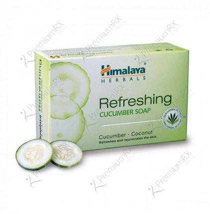 Refreshing Cucumber Soap 75 gm
