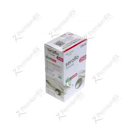Seroflo Inhaler 25 mcg  250 mcg