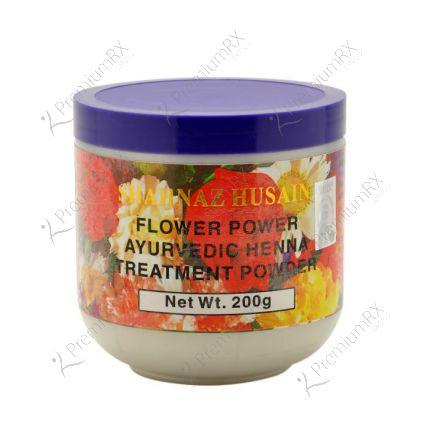 Sunflower Power Ayurvedic Henna Treatment Powder(Californian Poppy) 50 gm