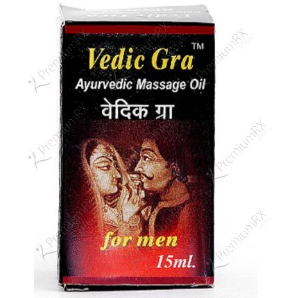Vedic Gra Massage Oil 15ml