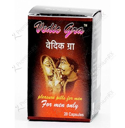 Vedic Gra Pleasure Pills - See Description