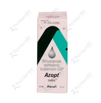 Azopt Eye Drop 1%
