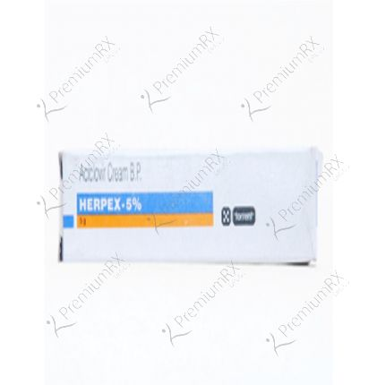 Herpex Cream  - 5 gm
