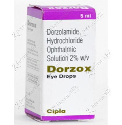 Dorzox Eye Drop - 2% (5 ml) Eye Drop