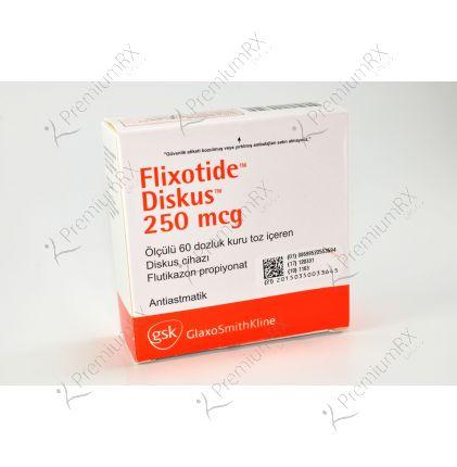 Flixotide Discus  250 mcg