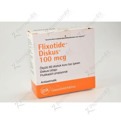 Flixotide Discus  100 mcg