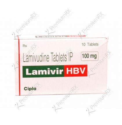 Lamivir  100 mg