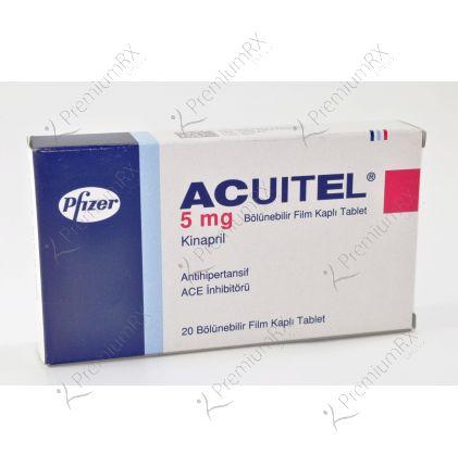 Acuitel  5 mg