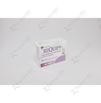Requip XL  4 mg