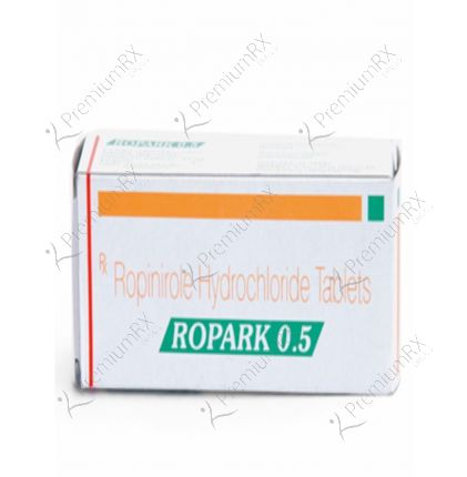 Ropark  0.5 mg