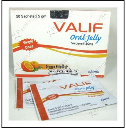 Valif Oral Jelly - 20 mg