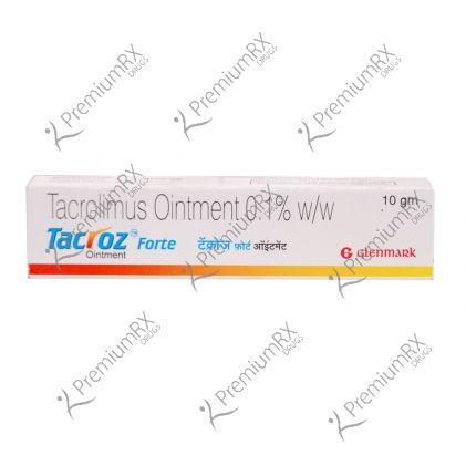Tacroz 0.1% (10 gm)