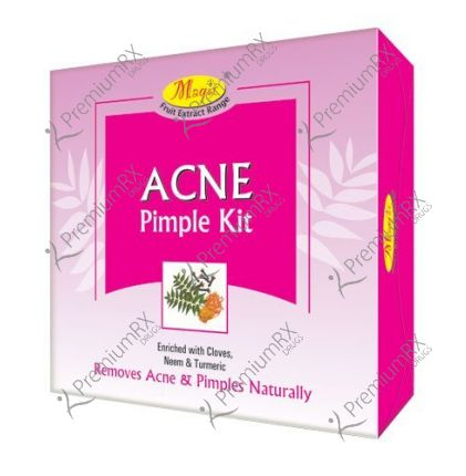 Acne Pimple Kit (Remove Acne & Pimples Naturally) 215 gm