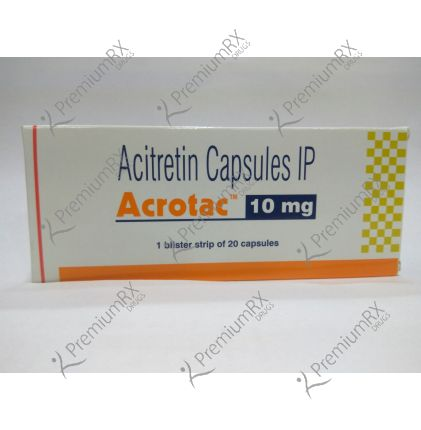 Acrotac 10mg