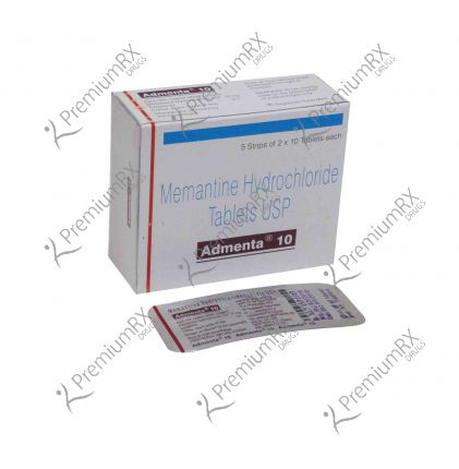 Admenta  10 mg