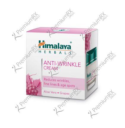 Himalaya Anti-Wrinkle Cream - 50gm