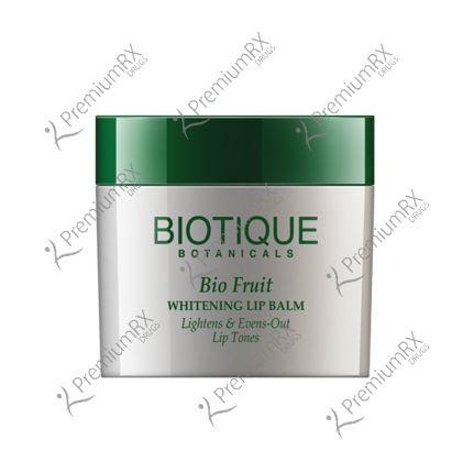 Bio Fruit (Whiting Lip Balm) 12gm