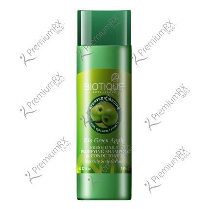 Bio Green Apple (Fresh Daily Purifying Shampoo & Conditioner) 190 ml
