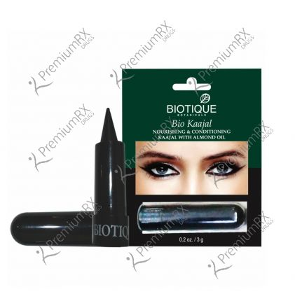 Bio Kaajal (Nourishing & Conditioning Eye Linear with Almond Oil) 3 gm