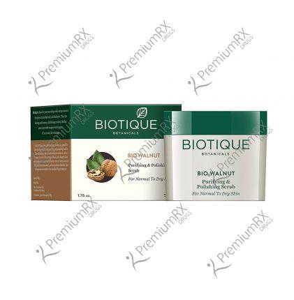 Bio Walnut (Purifying & Polishing Scrub) 50 gm