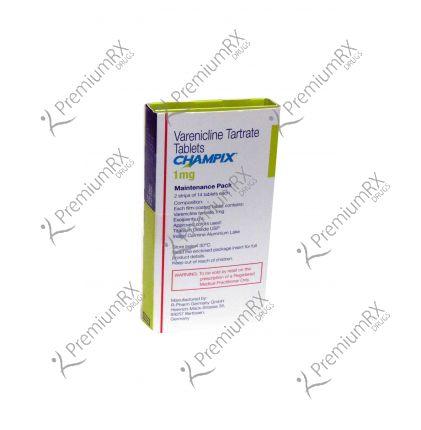Champix 1 mg