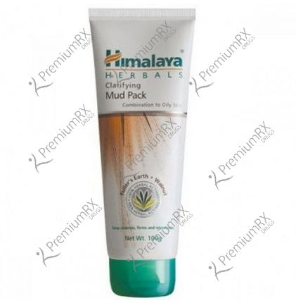 Himalaya Oil Clear Mud Face Pack 50gm