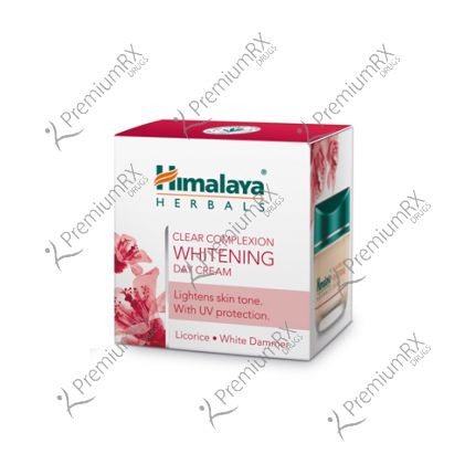Clear Complexion Whitening Day Cream  (Himalaya) - 50gm