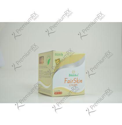 Dhathri Fair Skin Cream SPF 20