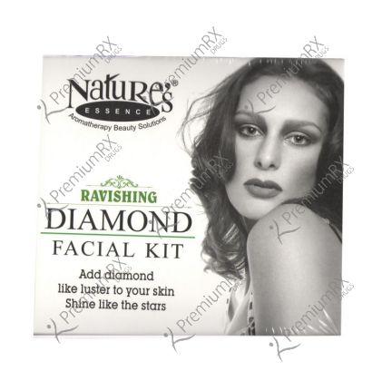 Diamond Facial (Skin Polishing Facial) 210gm+40ml