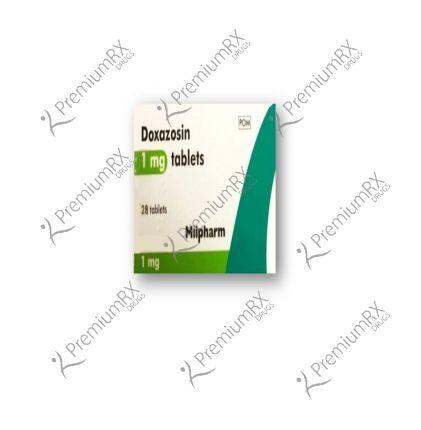 Doxazosin Tab 1mg