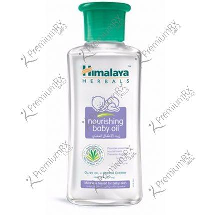Nourishing Baby Oil 200 ml