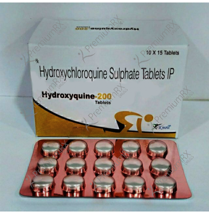 Hydroxyquine or HQTOR 200mg