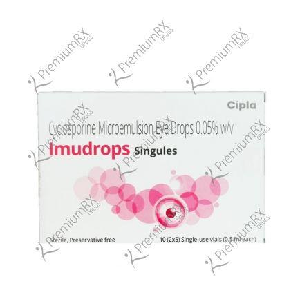Imudrops Singules .05% (.5ml)
