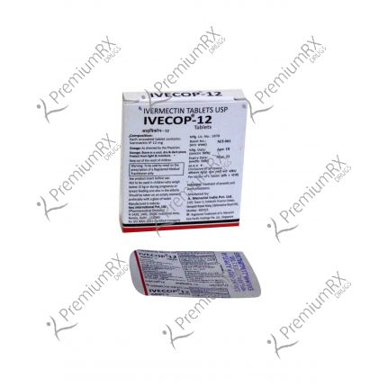 Ivecop 12mg (Ivermectin Tablet)