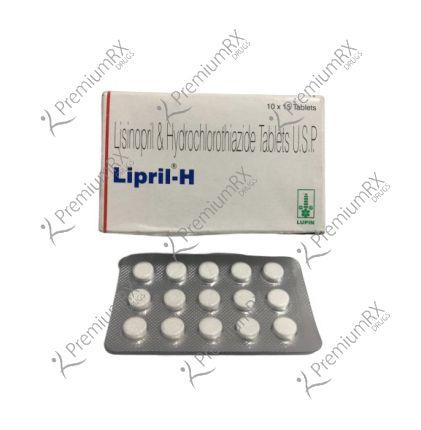 Lipril H 5  12.5 mg