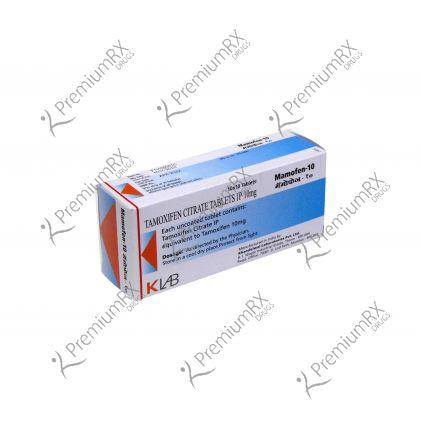 Mamofen 10mg (Tamoxifen)