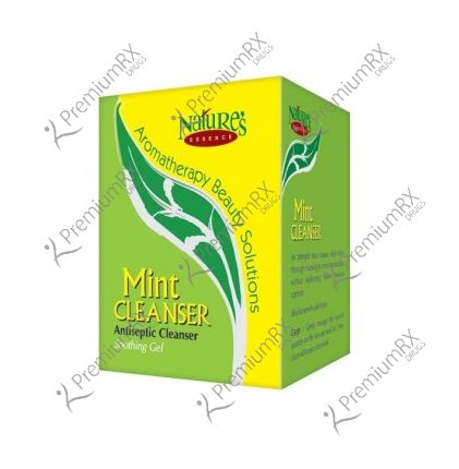 Mint Cleanser (Antiseptic Soothing Gel) 40 gm