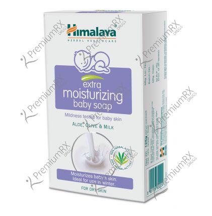 Moisturizing baby soap 115 gm