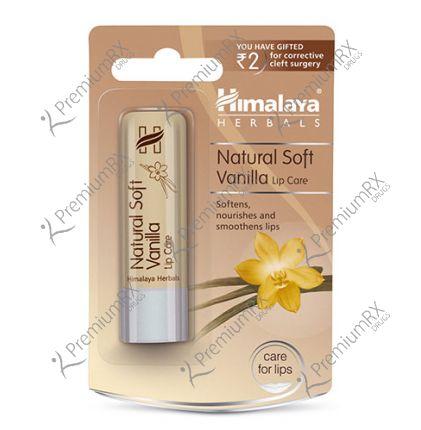Natural Soft Vanilla Lip care (Himalaya) - 4.5gm