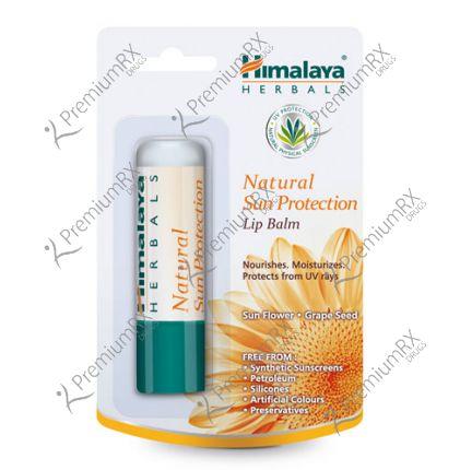 Natural Sun Protection Lip balm (Himalaya) - 4.5gm