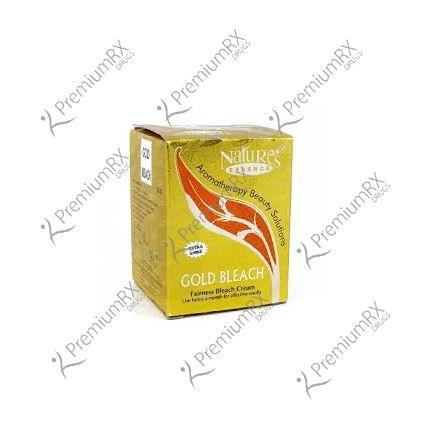 Nature`s Gold Bleach (Fairness Cream Bleach) 43 gm