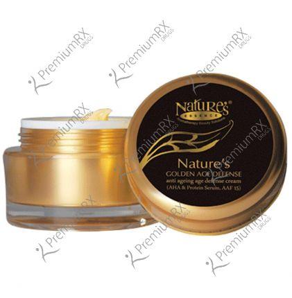 Natures Gold Cream (Age Defense Cream) 50 gm