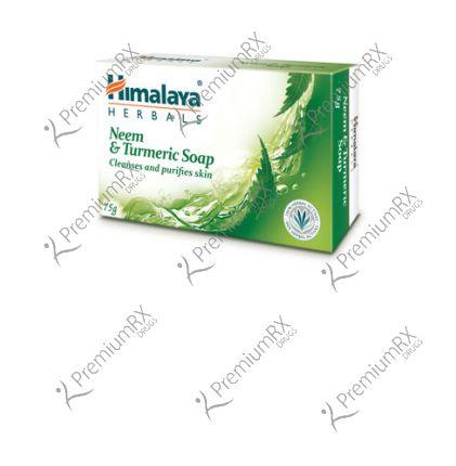 Neem & Turmeric Soap (Himalaya) - 75gm