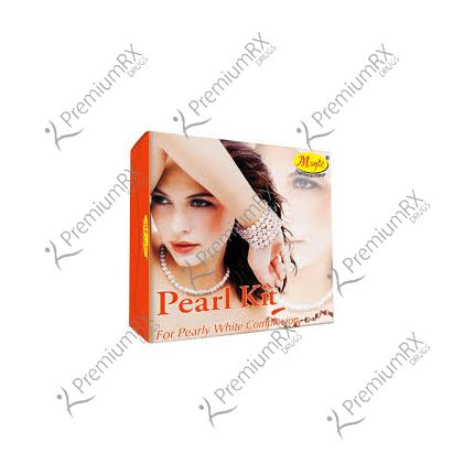 Pearl Facial Kit (For Pearly White Complexion) 425 gm