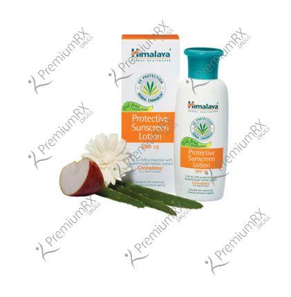 Protective Sunscreen Lotion  (Himalaya) - 50ml