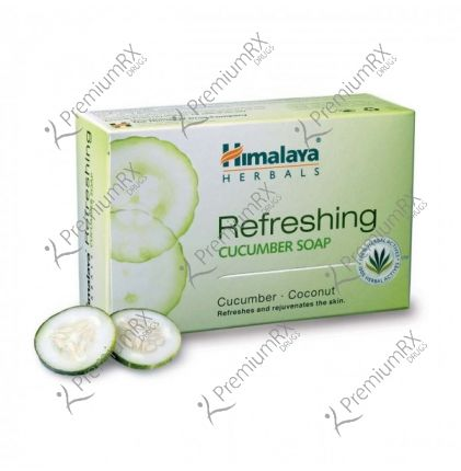 Refreshing Cucumber Soap 125 gm