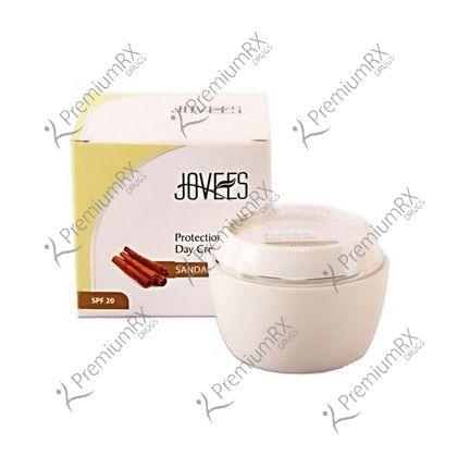 Sandalwood Protection Sandalwood Day Cream SPF20 100 gm