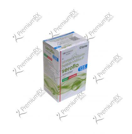 Seroflo Inhaler 25 mcg /125 mcg (120 mdi)