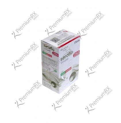 Seroflo Inhaler 25 mcg /250 mcg